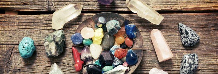 pierres naturelles semi-précieuses