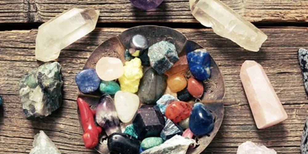 Les cristaux et les pierres naturelles semi-précieuses pour se soigner