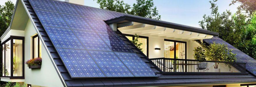 Achat de panneaux solaires