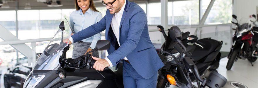 Acheter son scooter à crédit