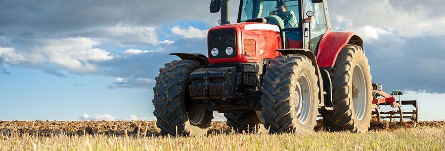 batterie pour tracteur