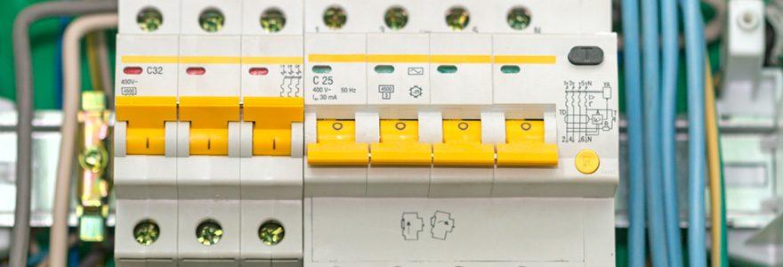 Disjoncteurs différentiels