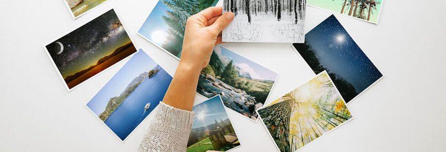 imprimer ses photos