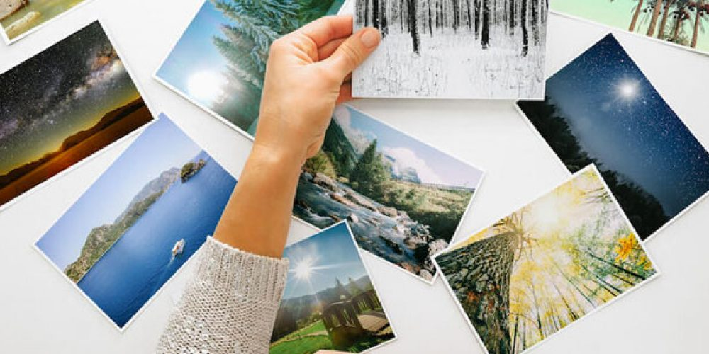 Faire imprimer ses photos sur du papier de qualité premium