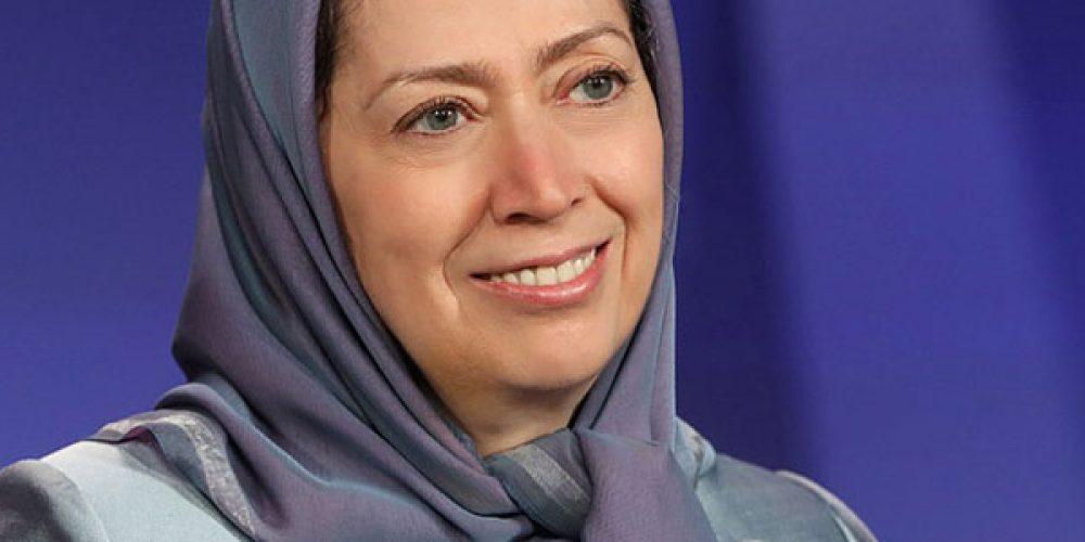 Maryam Radjavi nous donne des nouvelles