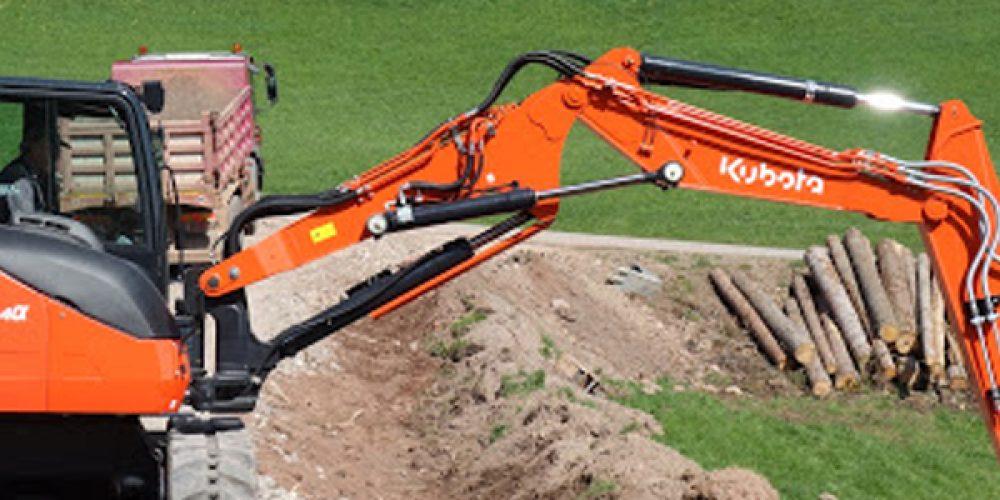 Vente en ligne de matériel de chantier Kubota