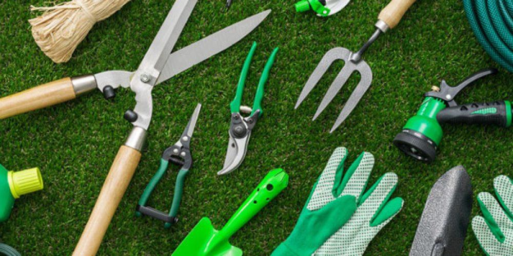 Comment optimiser de l'espace et ranger facilement votre matériel de jardin ?