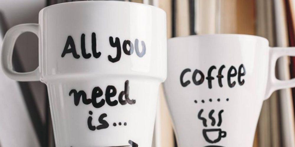 Comment créer des mugs personnalisés ?