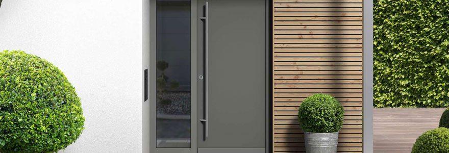 porte-d'entrée-en-aluminium