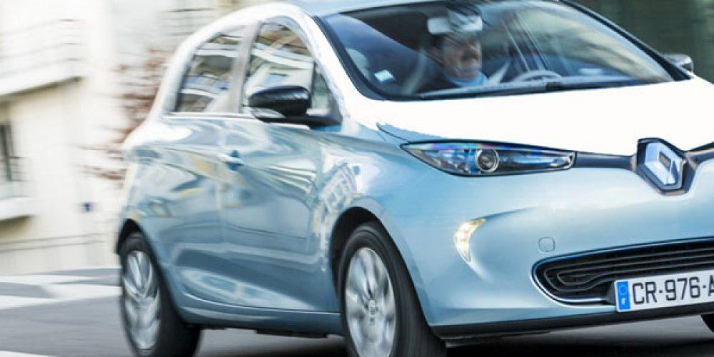Acheter une Renault Zoe à Saint-Nazaire