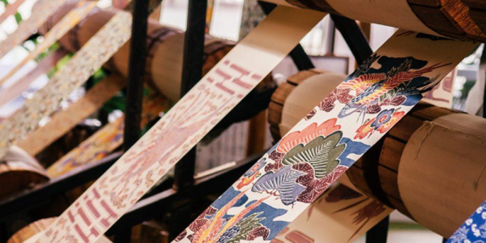 Commander du tissu imprimé japonais en ligne