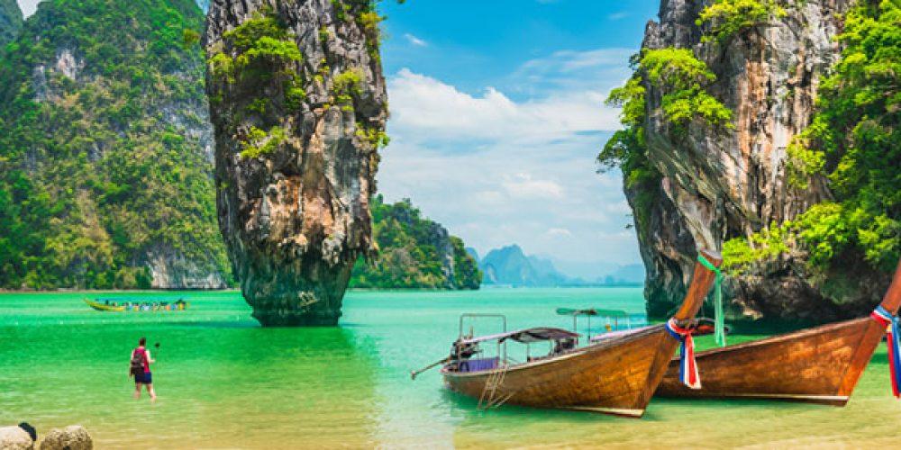 Quelle île choisir pour vos vacances en Thaïlande ?